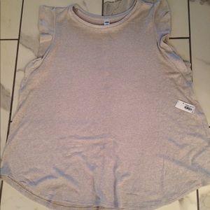 Old Navy Women's Butterfly Sleeve Shirt SZ XL